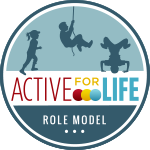 Afl community rolemodel badge