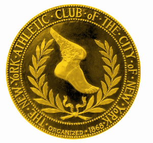 The new york athletic club logo